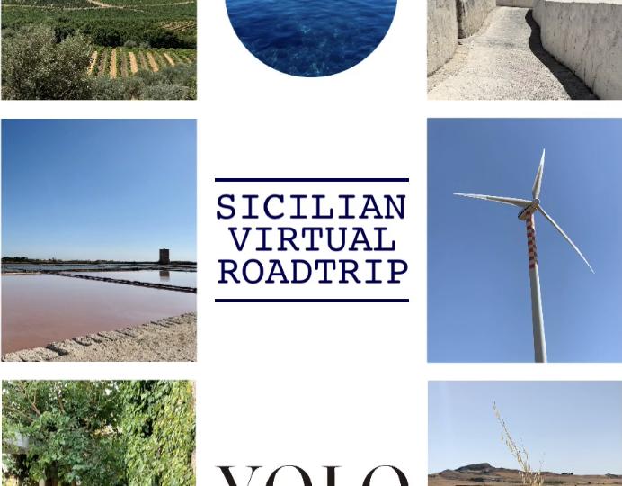 SICILIAN VIRTUAL ROADTRIP: Architectravels x YOLO Journal