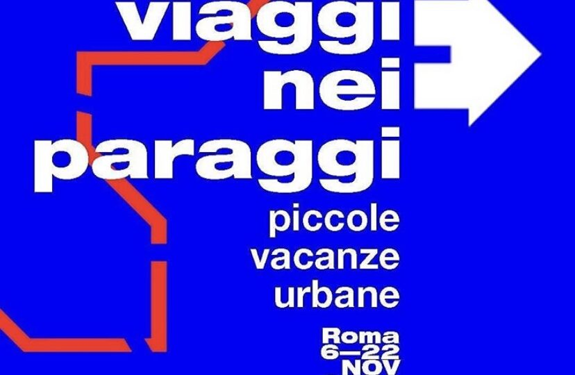 #viaggineiparaggi – Architectravels x Open House Roma