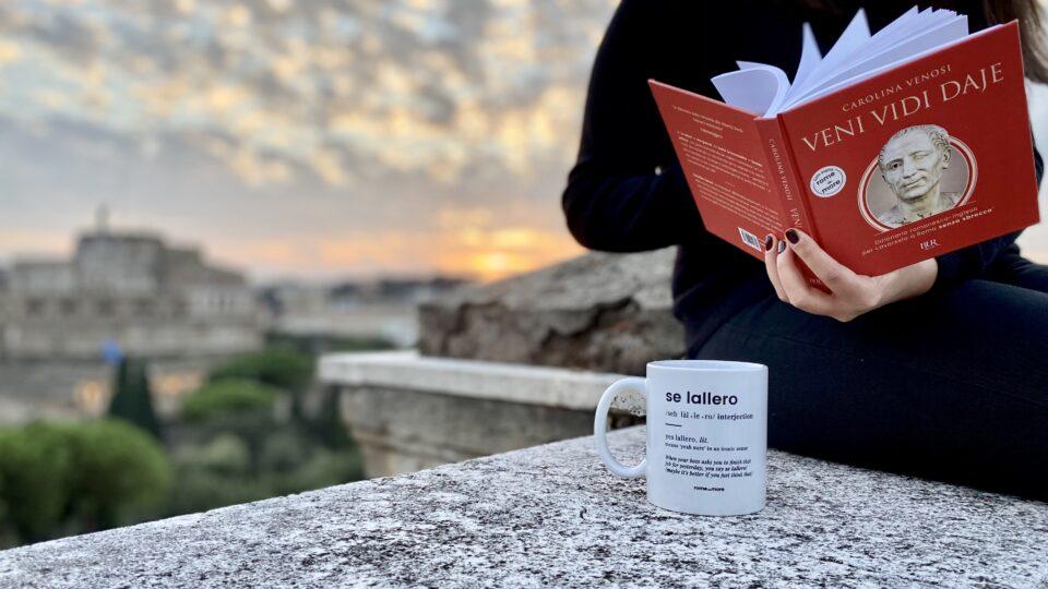 #viaggineiparaggi – Souvenir 100% made in Roma